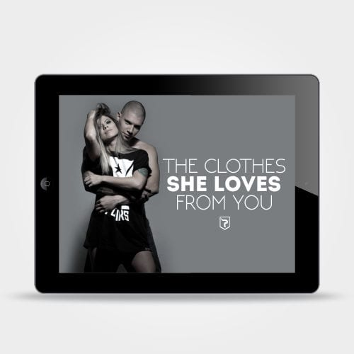 the clothes she loves from you 2heart