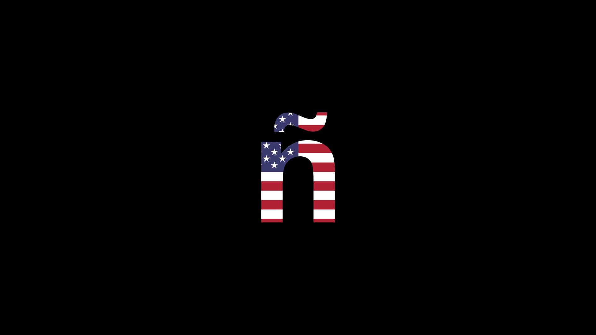 Bandera ñ Will Smith Quiere Hablar Español