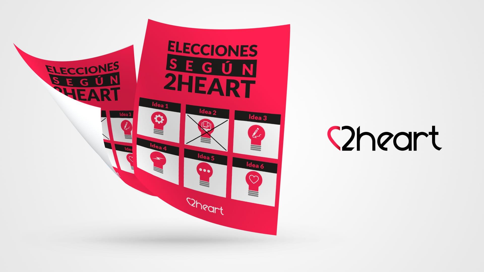 Elecciones 2heart Blog