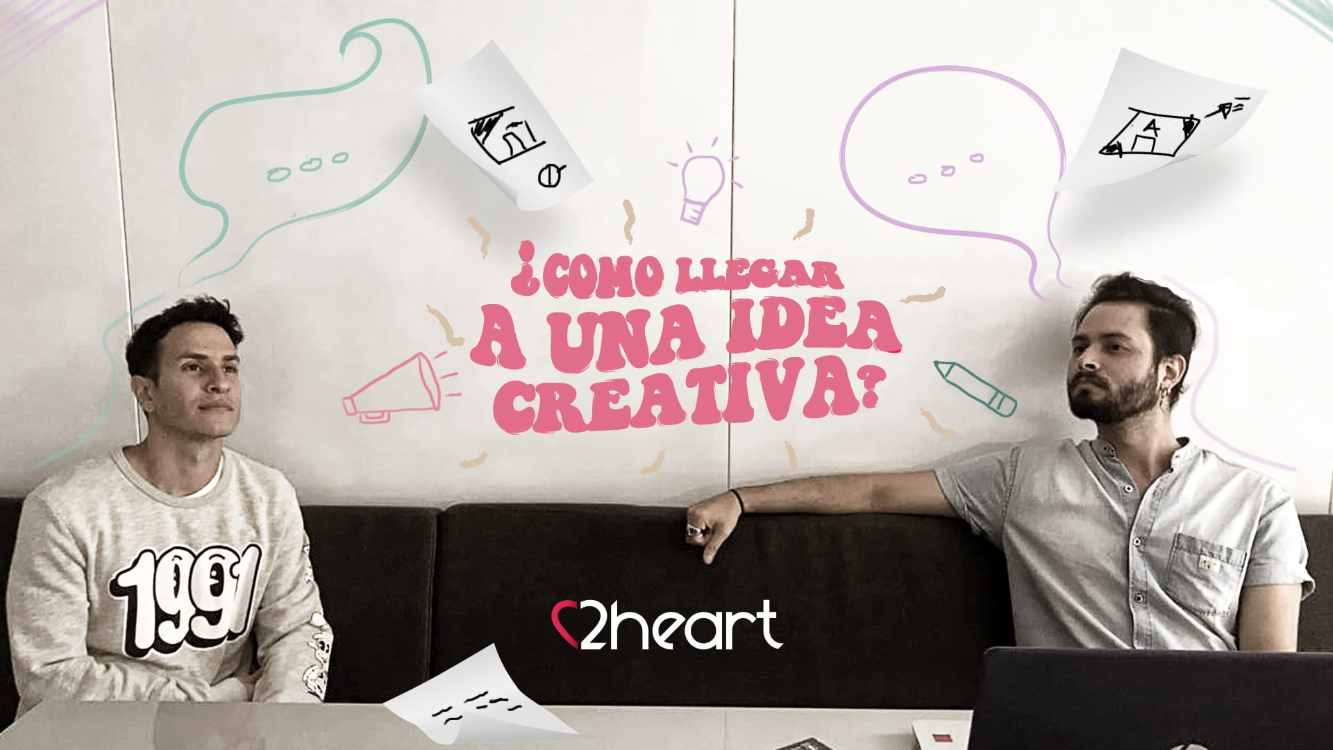 Idea Creativa 2heart