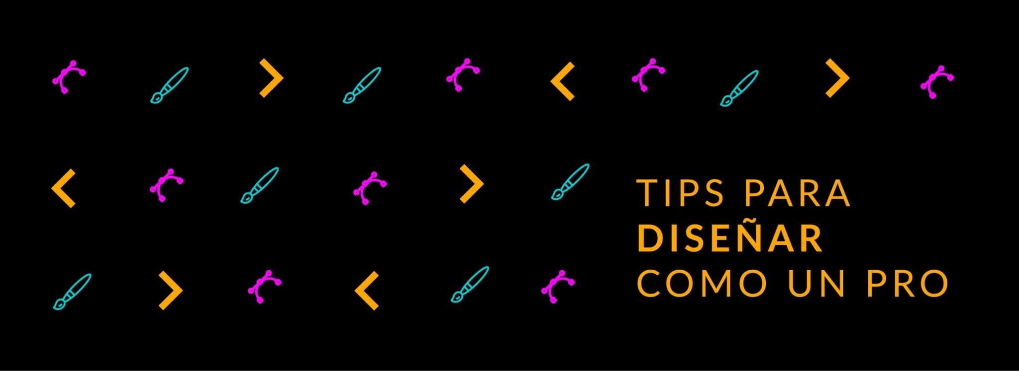 Banner Principal Tips Para Diseñar Como Pro 2heart