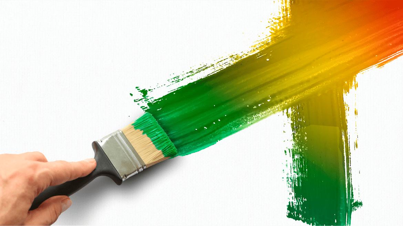 Equis X Nicky Jam y J Balvin logo pintado brocha 2heart