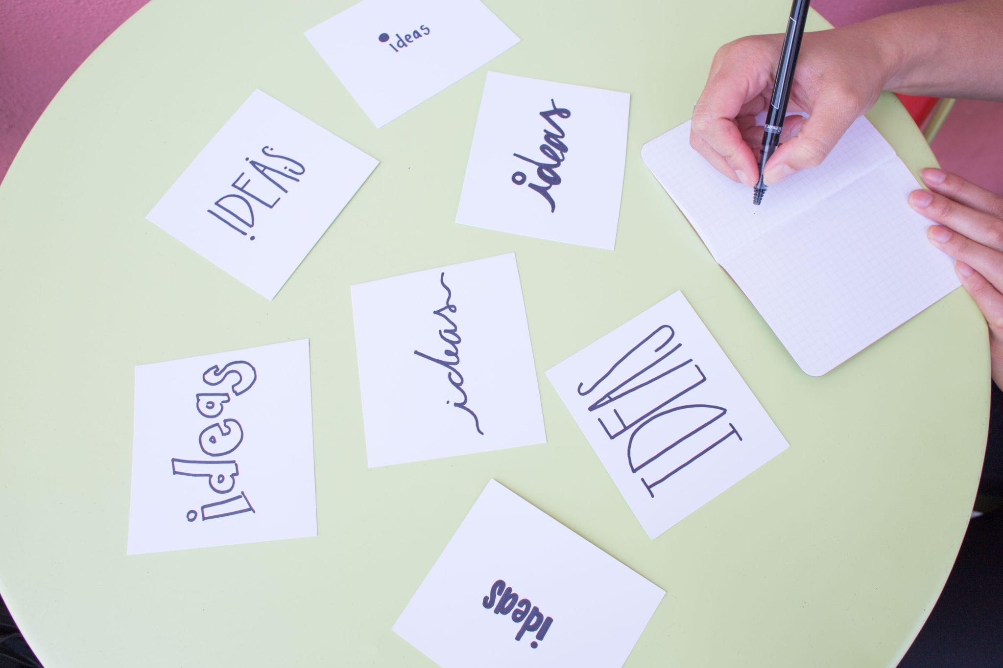 Creatividad E Inspiración Para Contenidos, Te Compartimos Consejos 2heart