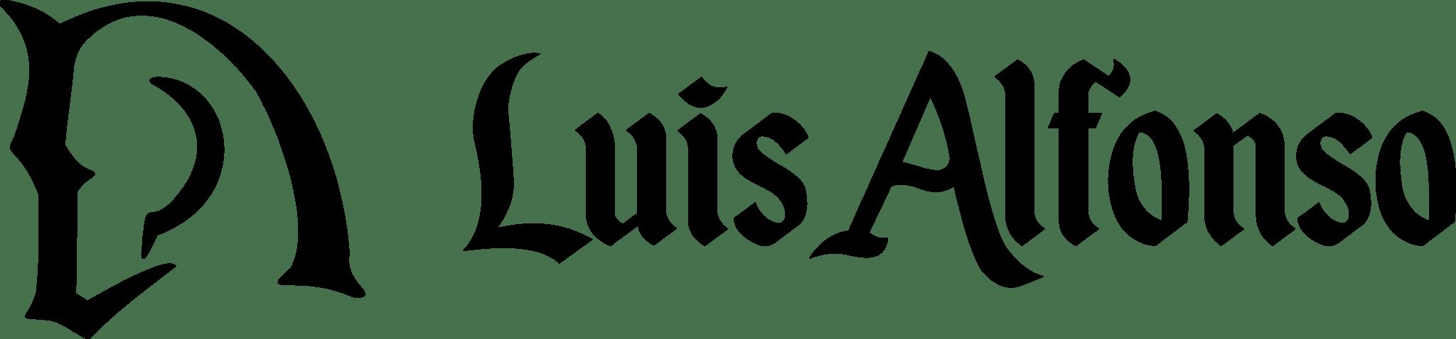 Logo Luis Alfonso
